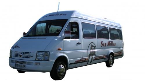 Microbús (15 pax)