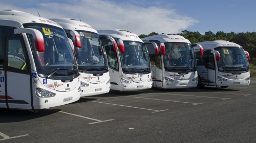 San Millán Bus - Coaches in Bilbao
