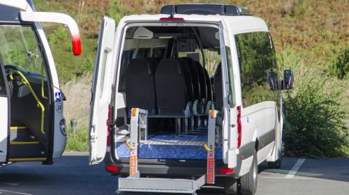 Autobuses accesibles