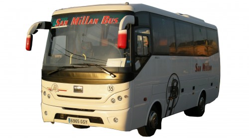 Minibús (16 – 25 pax)